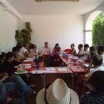 Reunión Comisión Legal Andalucía