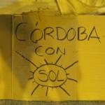 Apoyo a Sol desde Córdoba