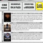 Agenda Cine Forum del 5 al 10 de agosto