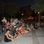 Fotografías de la concentración contra la privatización de la sanidad. Plaza del Zoco de Córdoba.
