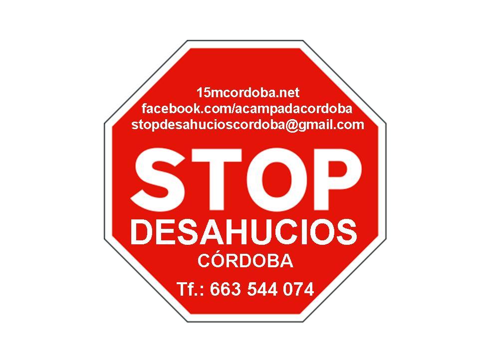 Stop Desahucios Córdoba