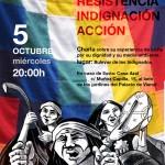 5 Octubre 20h Charla: El pueblo Mapuche