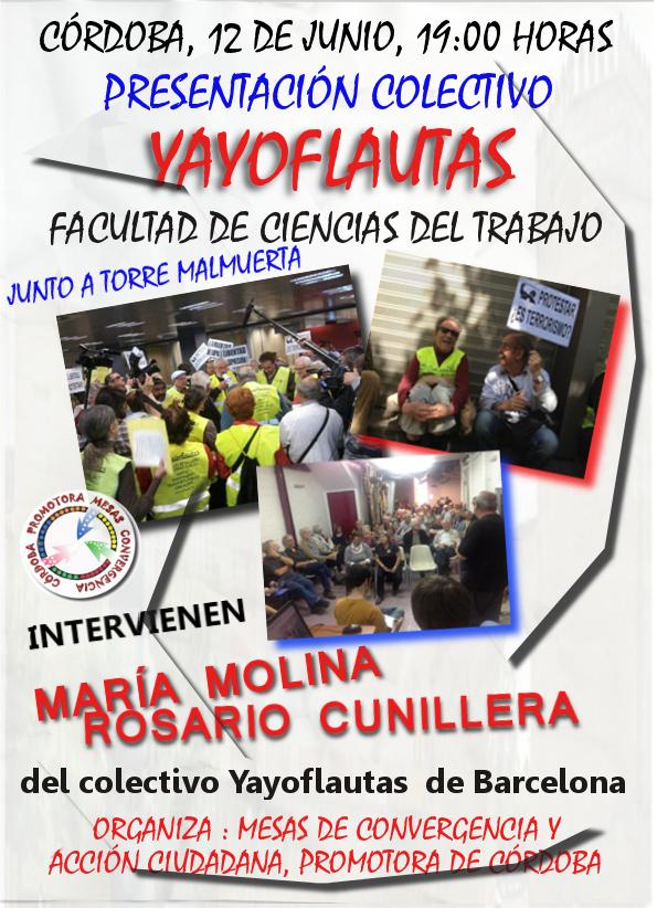 Presentación colectivo YAYOFLAUTAS
