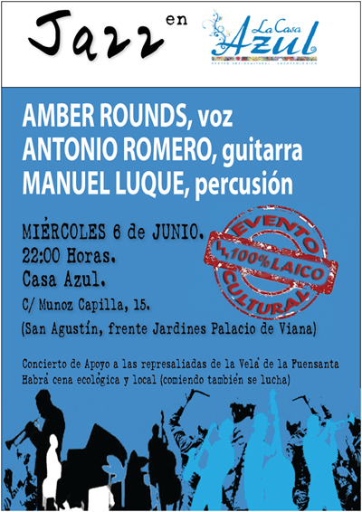 Jazz anti-represivo en la Casa Azul