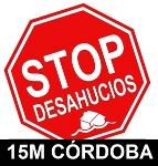Logotipo Stop Desahucios y enlace a su web